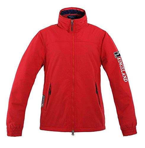 Damen Blouson classic Kingsland red XXS