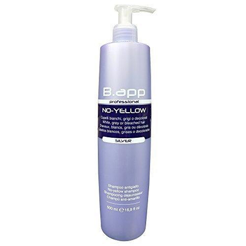 Shampoo No Yellow 500 ml B.App