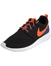 Nike Blck/Ttl Crmsn-dk Prpl Dst-wht, Scarpe sportive Bambino