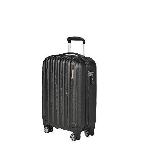 Trolley Piccolo 55 Cm Spinner 4 Ruote | Roncato Element | 419423-Nero