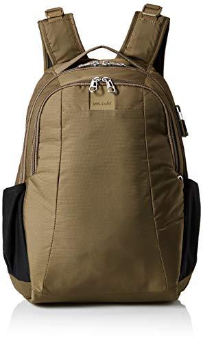 Pacsafe Metrosafe LS350 Nylon Rucksack mit Anti-Diebstahl Details für Damen und Herren, Daypack mit Diebstahlschutz, Tasche mit Sicherheit...