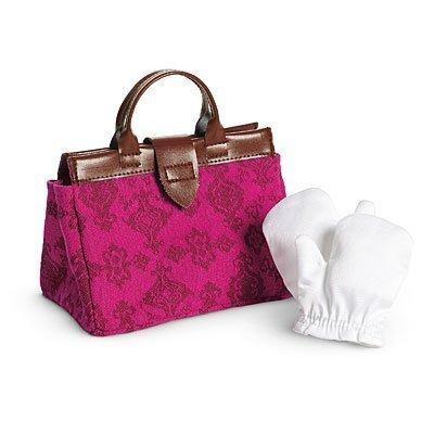 rever Samantha - Samantha's Travel Bag Set for Dolls ()