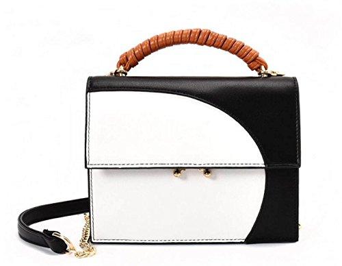KYFW Womens Fashion Tote Handtaschen Umhängetaschen A