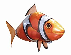 Air Swimmer Flying Fish- Clownfish Model Radio Control