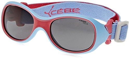 Cébé Chouka Sonnenbrille, Kinder, Chouka, Chouka Light Blue Pink 1500 Grey BL