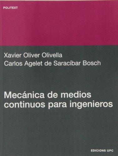 Mecánica de medios continuos para ingenieros (Politext)