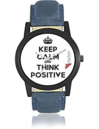 StyleKeepers Casual Analogue Fashion Quartz Movement Casual Watch Loop Strap With Magnetic Lock For Print Mutil... - B07G1989QC