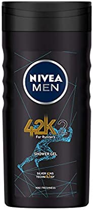Nivea Shower Gel 42 K Men 250 ml Bottle