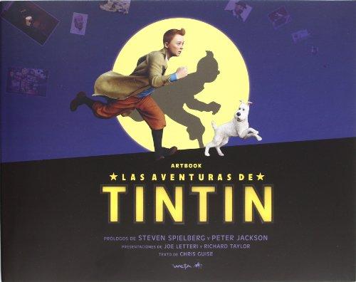 Aventuras De Tintin, Las (artbook) por Aa.Vv.