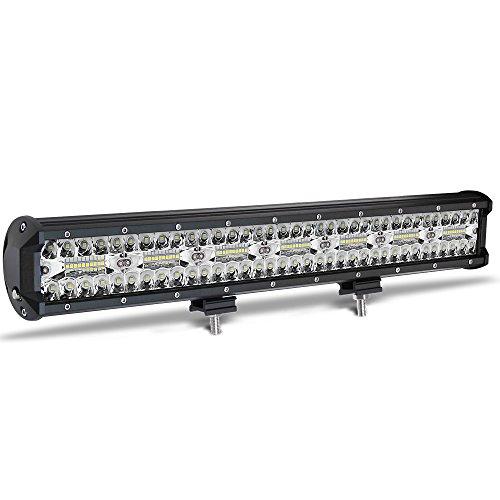 LED Licht bar 210W Nebel Licht Fahren 3 Reihen Licht Arbeitsscheinwerfer für Auto offroad Traktor ATV SUV UTV 4WD 4X4s(20 zoll) -