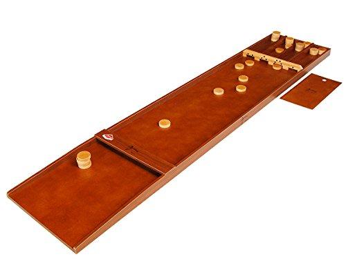 Jakkolo Beginner Brettspiel - Shuffleboard Sjoelbak