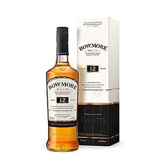 Bowmore 12 Jahre, 1er Pack (1 x 700 ml)