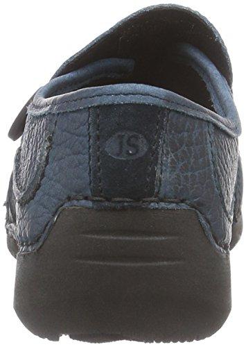 Josef Seibel Fergie 02 Damen Slipper Blau (923 aqua)