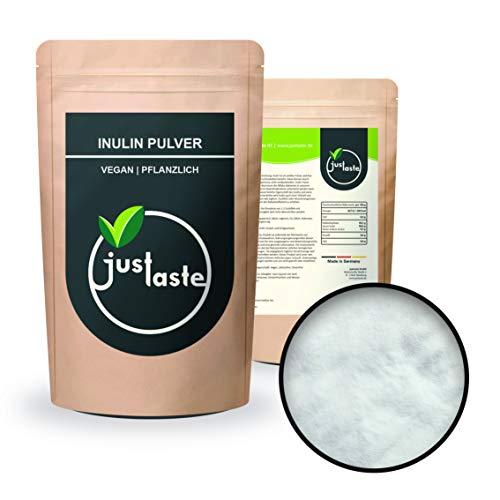 10 kg Inulin Pulver | Vegan | Ballaststoffe | Darmflora Darm | 100% löslich | Herstellung aus Chikoree