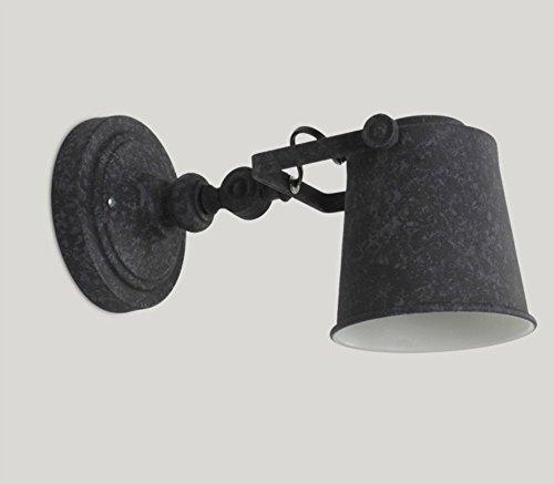 ZHYXZ die Wirtschaft Energie Lampe verstellbare Wand - amerikanische Industrie Eisen Wandleuchte Reiniger-Stil Lobby Gangway Veranda Cafe Hotel Wandleuchte (Nicht Lichtquelle)