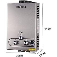 HB Sin tanque calentador de agua Gas patentado de modulación Tecnología JSD12-S02 (NG)