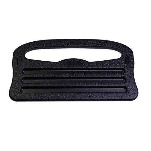 Meisijia Universal Car Laptop Ständer Notebook Schreibtisch Esstisch Clip Auto-Lenkrad-Tray-Getränk-Halter-Schreibtisch-Tabelle