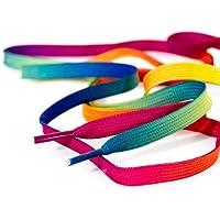Rio Roller para cordones, arco iris