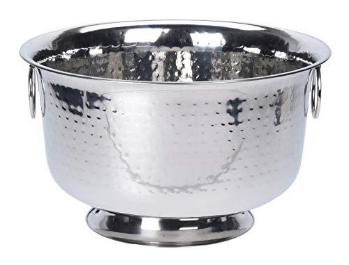 Meinposten. Sektkühler Weinkühler Silber Champagnerkühler Champagnerschale Getränkekühler