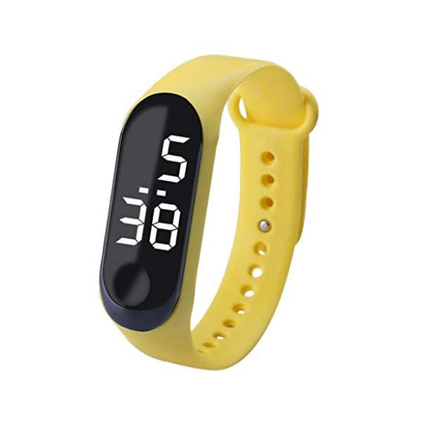 Homyl Smartwatch Mujer Android/Relojes Mujer Inteligente/Pantalla a Color IPS De 0,96 Pulgadas/Resistente Al Agua: IP67 1