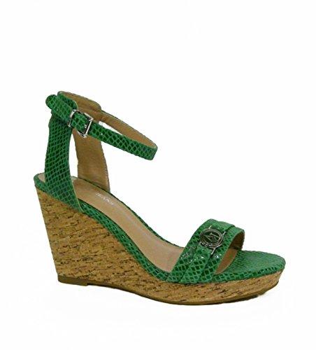 Sandalen Size Verde Armani Damen Armani Damen 0CanqB8p
