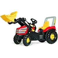 Rolly toys 04 677 5 X-Trac - Pala excavadora de 154 cm [Importado de Alemania]