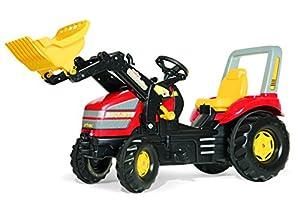 Rolly Toys 04 677 5 X-Trac - Pala Excavadora de 154 cm Importado de Alemania