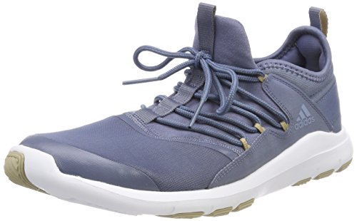 adidas Herren Crazymove TR Gymnastikschuhe, Grün (Raw Steel S18/Raw Grey S18/Raw Gold S18 Raw Steel S18/Raw Grey S18/Raw Gold S18), 45 1/3 EU