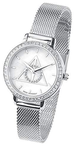 The Carat Shop Swarovski Deathly Hallow Watch Best Price and Cheapest