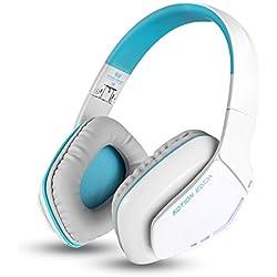 KOTION CADA b3506auriculares Bluetooth inalámbrico plegable auriculares para juegos con micrófono LED V4.1estéreo auriculares para PS4PC ordenadores