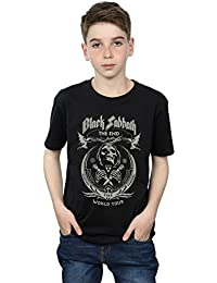Black Sabbath Boys The End World Tour T-Shirt