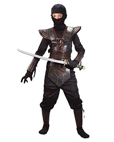 Ninja Fighter Kinderkostüm braun - Aang Avatar Kostüm