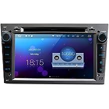 Eonon GA8154Android 7.12GB RAM auto stereo radio navigatore satellitare GPS per Vauxhall Opel Antara corsa Astra Vectra Zafira Head Unit Car DVD touch screen supporto Bluetooth radio DAB + WiFi AV out subwoofer grigio