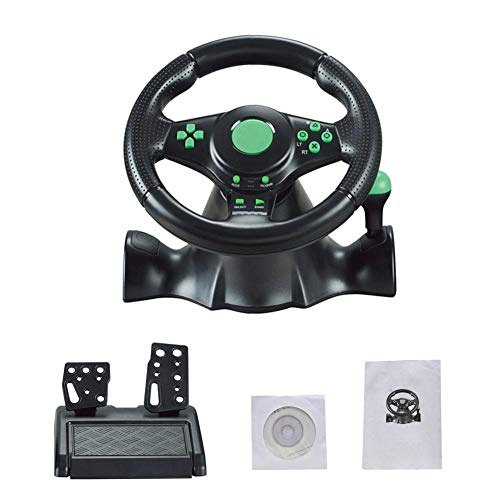 Singa-Z Gaming-Rennrad für XBOX-360/PS3/P2/PC Game Racing Lenkrad USB Computer Vibration Racing Wheel Car Grip Controller