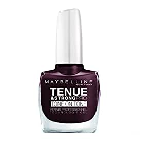 GEMEY MAYBELLINE Tenue & Strong Pro Tone To Tone Vernis à Ongles 879 Hot Hue