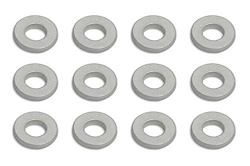 AE AE3323 - Aluminum Flat Washers, thick