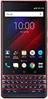 Blackberry KEY2 LE Business Smartphone, 64 + 4 Gb, Dual-Sim, Rood