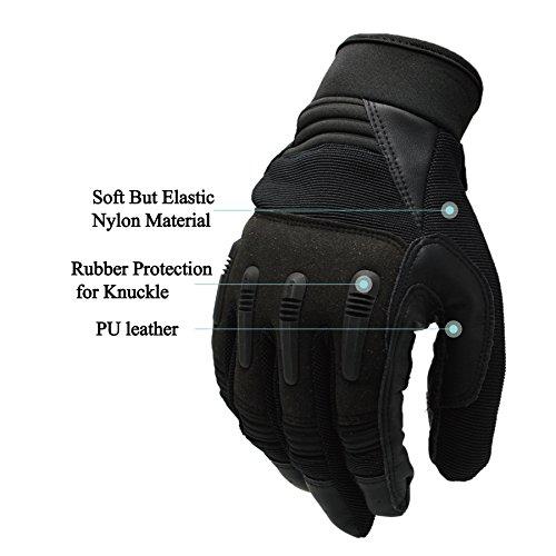 Zoom IMG-2 fretod guanti uomo sportivo con