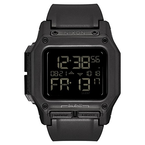 NIXON Regulus All Black Montre A1180001 Homme Noir