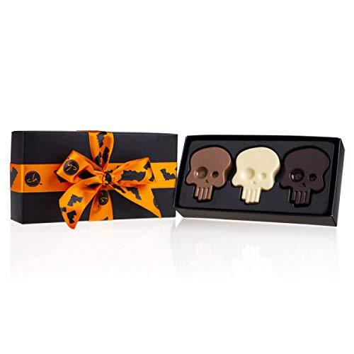 ChocoSchädel - Halloween - Halloween Schädel. Schokoaden-Totenkopf für 'Süßes statt Saures'