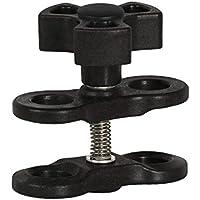 B & J–Pinza para bola pulsera sistemas con 25mm (1pulgada) bolas–negro brazo flexible 605.c1bk