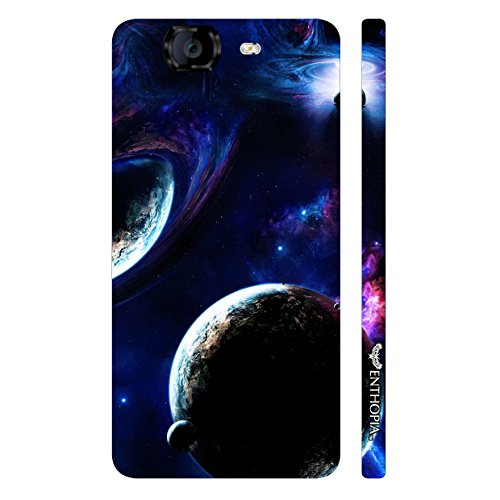 Enthopia Designer Hardshell Case To the Moon and Back Back Cover for Micromax Canvas Knight A350  available at amazon for Rs.95