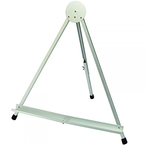 JAKAR ALUMINIUM EASEL AND CARRY BAG 6626 Silver