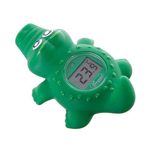 Dreambaby Zimmer-undBadethermometer, Krokodil