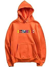 comprare on line 47f4f 81824 Amazon.it: Maglione arancione - Uomo: Abbigliamento