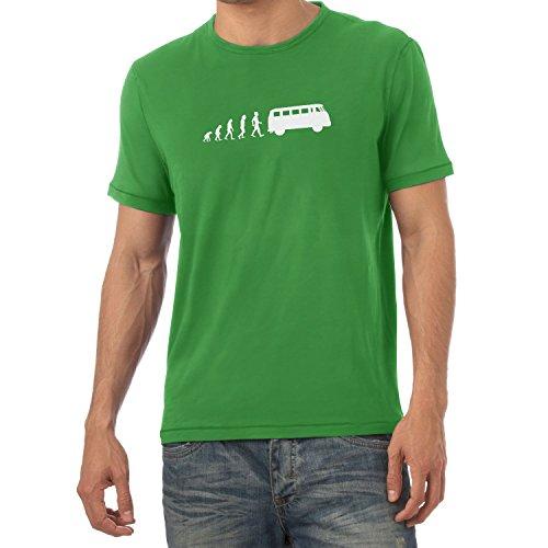 Texlab Bulli T1 Evolution - Herren T-Shirt Grün