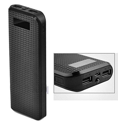 Promptout Certified Samsung Galaxy C9 Pro Compatible Power Bank-22000Mah With Digital Display Powerbank