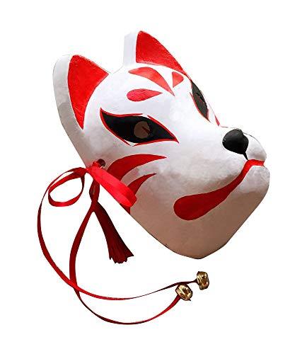 Agaruu - Máscara de zorro japonés