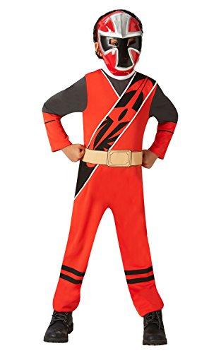 Rangers Power Jungen Kostüm Für - rubies-déguisement, Jungen, i-640071s, S