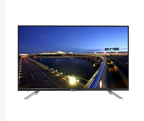 Micromax 101.6 cm (40 inches) I-Tech Micromax 40Z3420FHD Full HD LED TV (Black) with 1+2 Year Extended Warranty